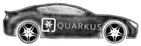 quarkus race car